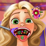 Rapunzel Throat Doctor